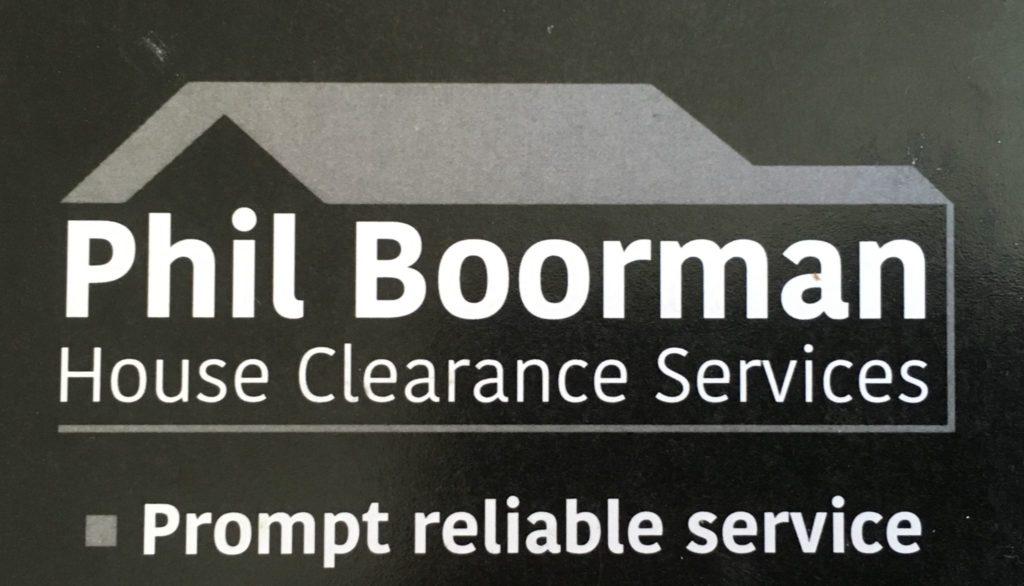 Phil Boorman Logo