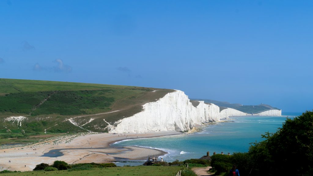 Seven Sisters From Seaford