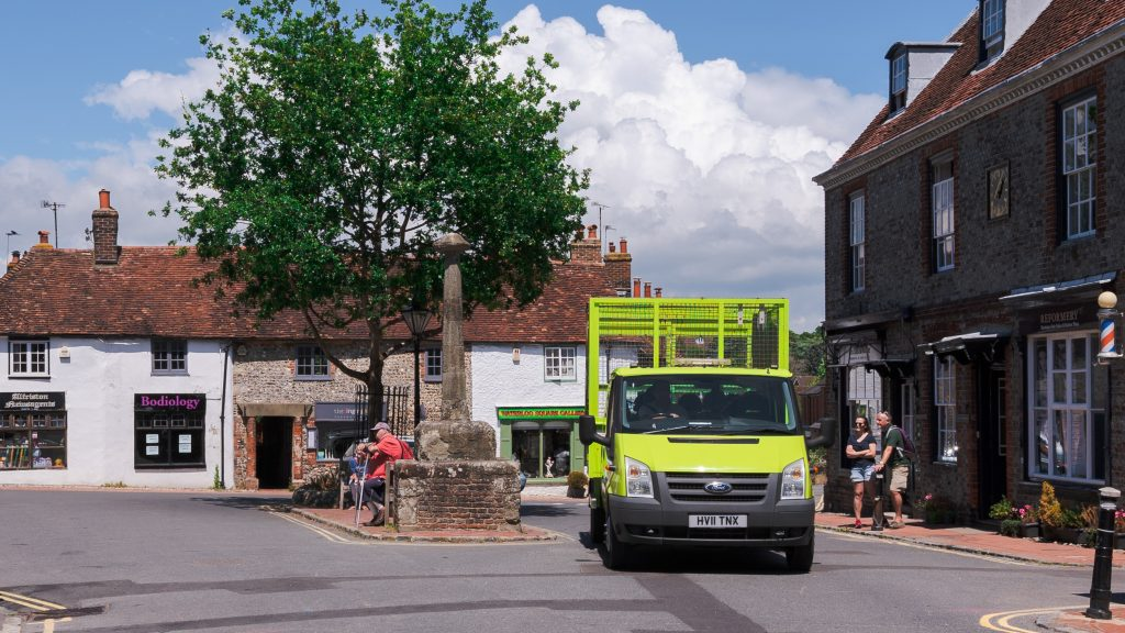 Waste Removal in Alfriston, Sussex